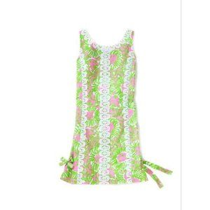 Girl's Lilly Pulitzer Little Delia Shift Dress